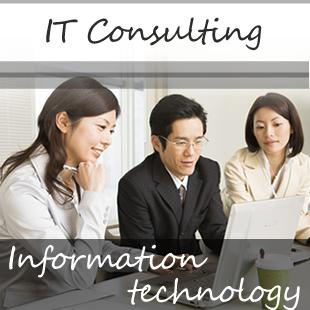ITコンサルティング事業のイメージ